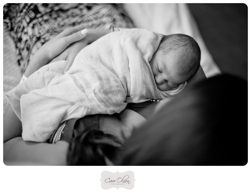 Capital District Newborn Hospital Photographer
