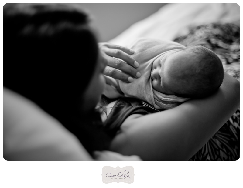 Capital District Newborn Hospital Photographer