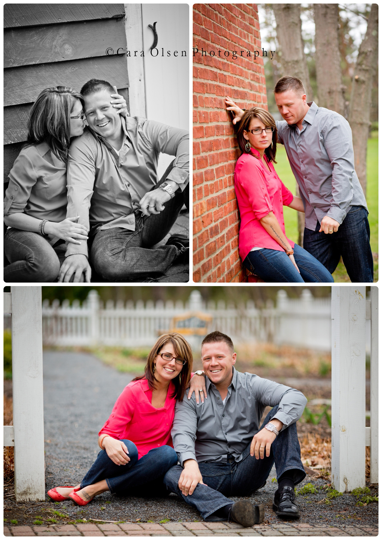 Capital District Engagment Photographer