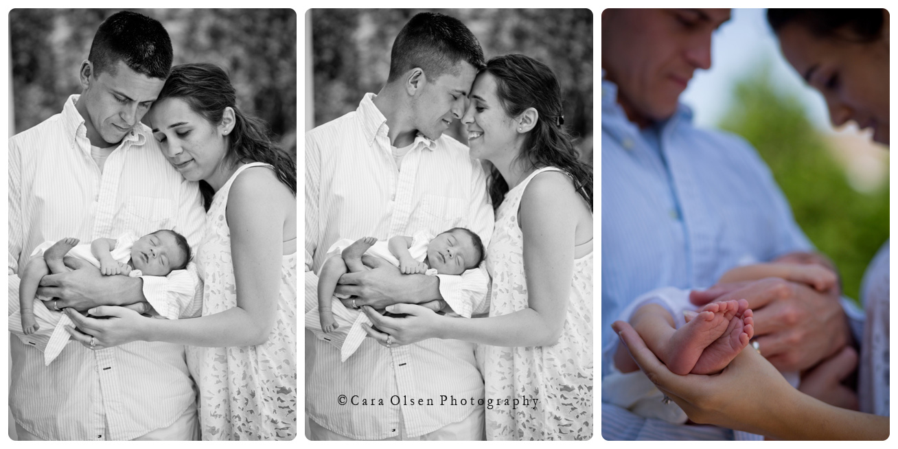 Capital District Newborn Photographer