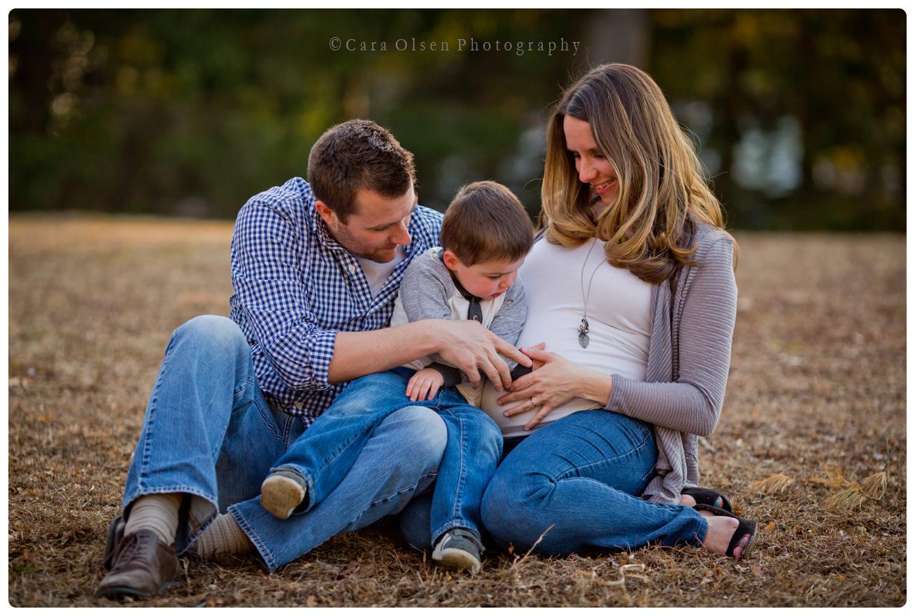 Capital Disrict Maternity Photogapher